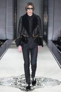 Joshua Kane Fall/Winter 2016/17 - London Collections: MEN - Male Fashion Trends