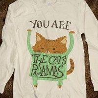The Cat's Pajamas (long sleeve) - Ruralrule