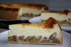 Rhababer - Schmand - Kuchen