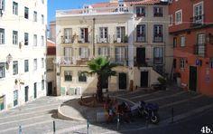 Largo de São Miguel, Alfama, Lisboa