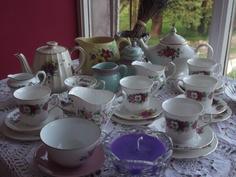 vintage teasets
