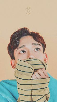 let's take a moment to appreciate kim jongdae's eyelashes Chanyeol, Exo Chen, Kyungsoo, Kim Jong Dae, Kim Min Seok, Shinee, Exo Lucky One, Kai, Ko Ko Bop