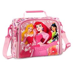 Disney Princess Lunch Tote | Backpacks & Lunch Totes | Girls | Disney Store