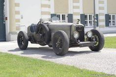 AMILCAR C SuperSport 1925