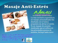 masaje Anti estres, masaje relajante, masajes