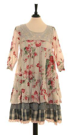 Kleid Strelizia von Nadir