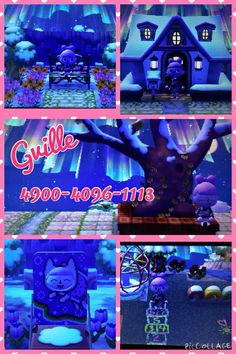 Dream of Gville! UPDATED DA: 5E00-001F-E6EB Animal Crossing New Leaf Dream Address