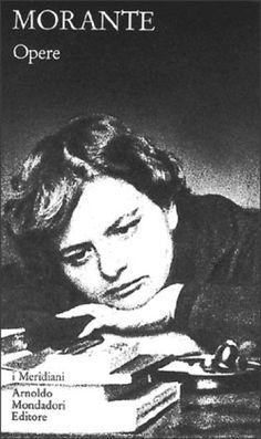 """Elsa Morante, """"Lo scialle andaluso"""" (ed.definitiva del 1963) da I Meridiani."""