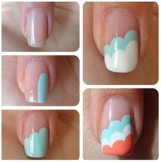 Easy nail art for beginners!