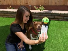 Clever Dog Products has announced the Pooch Selfie which makes taking a picture with your pup a whole lot easier.