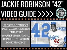 The Jackie Robinson Story - 42 - Movie Guide - Long Version