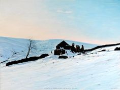 On the way to Wuthering Heights with the sun in my eyes by Peter Brook