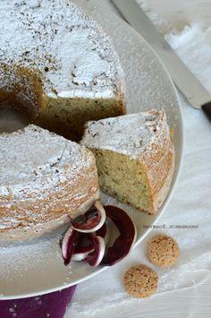 La Fluffosa (Chiffon cake) al radicchio rosso di Treviso IGP | facciamo che ero la cuoca
