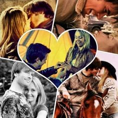 Ty & Amy in Heartland.