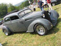 Hot-Rod Mercedes 170S 1952