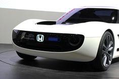 Honda Sports EV Concept @ Tokyo Motor Show 2017 http://www.tokyo-motorshow.com/en/gallery/index.html