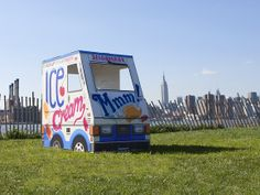 oto skyline - Cardboard Foodtruck for Kids - a crowdfunding project on indiegogo