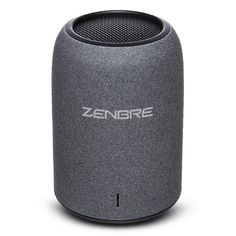 Portable Speakers, ZENBRE M4 Wireless Bluetooth Speakers for Laptop, Tablet, iPhone, Computer Speaker with Enhanced Bass Resonator (Black)