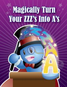 A short nap can magically turn your Z's into A's