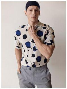 So dope. Gotta love the polka dots.