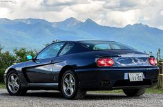 Ferrari 456GT | Ferrari 456GT | Scuderia Blue | Flickr