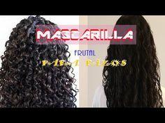 Risos & Risos: Método L.O.C. Para Rizos Perfectos Curly Girl Method, Hair Hacks, Natural Remedies, Hair Beauty, Long Hair Styles, Tips, Blog, Snacks Saludables, Delaware