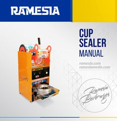Mesin Cup Sealer | Jual Harga Mesin Penutup Gelas Plastik