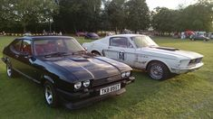 Fords American Mustang and the European version the Capri Ford Capri, Ford Mustang, Lifestyle, American, Ford Mustangs