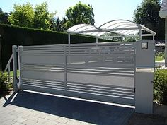Metalooks: sierpoorten - carports - hekwerk - automatisatie
