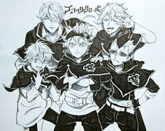 I don't like disconnected and luck Black Clover Asta, Black Clover Anime, Manga Anime, Anime Art, Clover 3, Otaku, Fairy Tail Ships, Black Cover, Blue Exorcist
