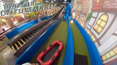 Toverland 2019 Drakenslangen 360° VR Onride Drake, Fair Grounds, Water, Fun, Gripe Water, Aqua, Lol, Funny