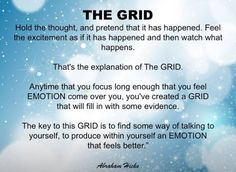 The Grid....Abe