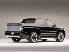 Ridgeline my dream truck