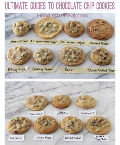 Guide to cookies