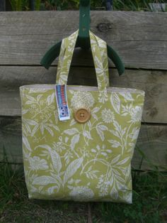 Botany bag by teapotandsnail on Etsy