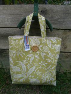 Botany bag by teapotandsnail on Etsy