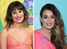 Lea Michele | Proof That Bangs Can Totally Change Your Face