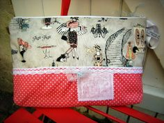 Trousse de Toilette de L'Atelier de la Souris sur DaWanda.com