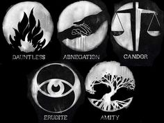 Are you only one thing? Or are you a Divergent, a part of the answer beyond the wall.......... Aptitude test will be changed a little, but all origional ideas are those of Veronica Roth. This is purely a work of fan art.