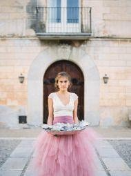 Romantic Pink Navidad Wedding Inspiration - Style Me Pretty