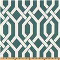 P Kaufmann Indoor/Outdoor Conservatory Aquamarine - Discount Designer Fabric - Fabric.com