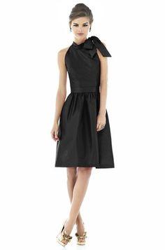Alfred Sung D534 Bridesmaid Dress | Weddington Way