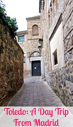 Toledo, Spain: An Easy Day Trip From Madrid http://www.actuweek.com/go/amazon-espagne.php