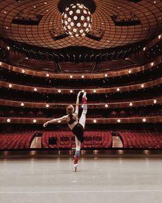 ABT Principal Dancer, Isabella Boylston at Lincoln Center. Fall 2015