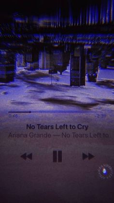 No tears left to cry Letras Ariana Grande, Ariana Grande Lyrics, Music Wallpaper, Tumblr Wallpaper, Wallpaper Quotes, Phone Backgrounds, Wallpaper Backgrounds, Ariana Grande Wallpaper, Fake Photo