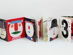 Unfold by Kvĕta Pacovská children's book - via Mr Printables Blog