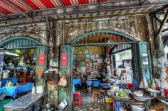 Old Shophouse in Chinatown | Bangkok | Flickr - Photo Sharing!