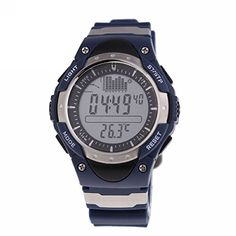 Sunroad FR716A Waterproof Multi-function Digital Fishing Barometer Watch  Freshest Fishing Clothing And Gear On The Web!