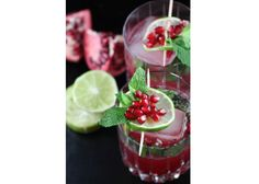 Fancy a little sip of Pomegranate Passion? Or how about a cheek-tingling sup on a Christmas (pudding) Champagne Cocktail? Luke Mackay,cook and co-founder of South Kensington's stylish new The Hourglass pub,knows what makes a great-tasting cocktail. Here he shares his favourite fizz-based festive cocktail recipes, including a couple of virgin (non-alcoholic) favourites, such as Cucumber...
