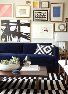 10 times navy acted as a neutral forget beige. navy is your new favorite neutral.